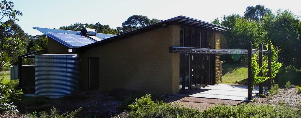 Mudbrick - Green Skills Training Centre